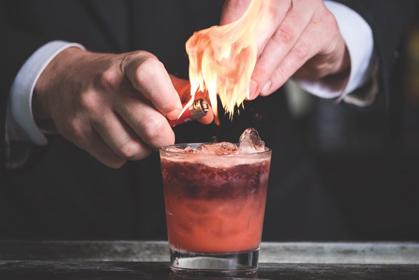 Tonys of Lexington - The bar
