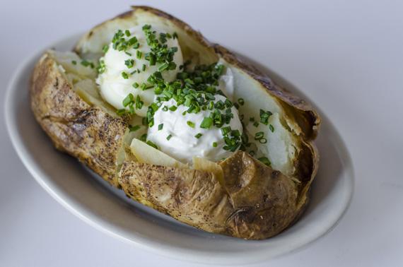 baked potatoe
